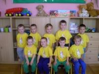 Przedszkole 19 w Głogowie - Grupa III - Reksio