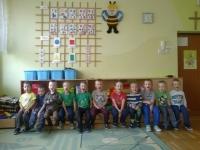 Grupa IV - Pszczółka Maja 2014-15