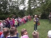 Grupa VIII - 01.10.2014 - Wycieczka do lasu - Zabornia