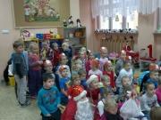 Grupa VIII - 05.12.2014 - Spotkanie z Mikołajem