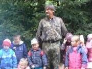 Grupa X - 01.10.2014 - Wycieczka do lasu