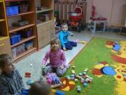 Grupa X - 22.09.2014 - Zabawy w przedszkolu