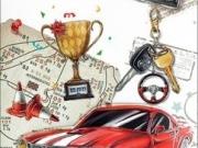 karnet-okolicznosciowy-urodziny-samochod-w-iext52101887
