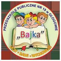 """Przedszkole Publiczne Nr 19 """"Bajka"""" w Głogowie"""